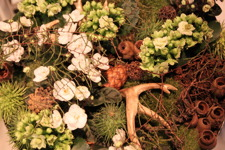 Plantering av florist Nicklas Jensen