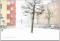 27 februari - en rejäl snöstorm..
