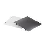 Cube-diffuser-plates