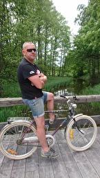 170701 Cykeltur till Emma Grön och äta lunch :)