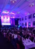 RIDSPORTGALA 2017 i Elite Hotellets fina festlokal. Vi var 268 personer.