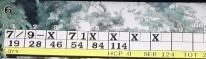 14.1 Var det Bowling för första gången sen operationen. För Lars gick det ju fint :) För mig bra ett kort tag. Sen var det smart att sluta.
