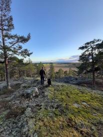 200503 Magnifik utsikt från grisberget.
