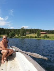 200627 En dag på sjön :)