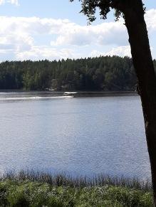 200801 Gårdens Flygplan ut för en tur