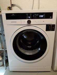 200913 Nöden har ingen lag. Det blev en ny tvättmaskin idag. Tack Lars att du fixade allt medan jag tävlade.