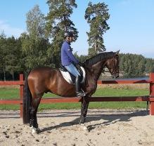200923 Camilla och Kadanz