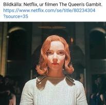 Rekomenderar denna Netflix-serie som var udda men fängslande bra :)