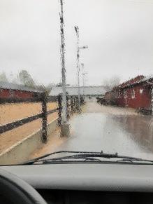 210505 Regnig dag är perfekt att åka till KvK och träna på Ågesta.