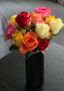 210530 Blommor till MIN mamma på morsdag.