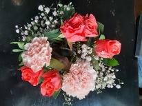 210530 Blommor till MIG på morsdag :)