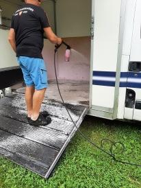 210625 Busstvätt på midsommarafton :)