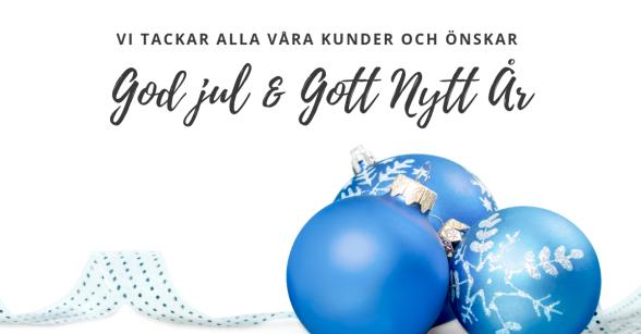 Naprapatkliniken i Piteå önskar God Jul & Gott Nytt År