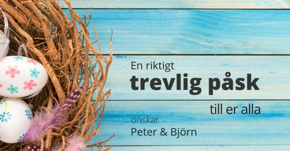 Naprapatkliniken i Piteå önskar Glad Påsk!