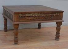 Kvadratiskt soffbord