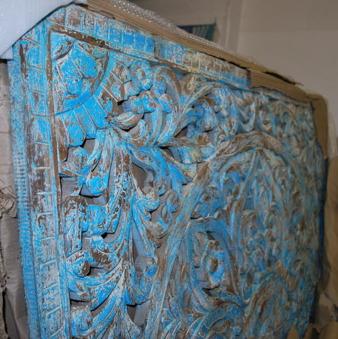 Tempeltavla 150 x 150 cm