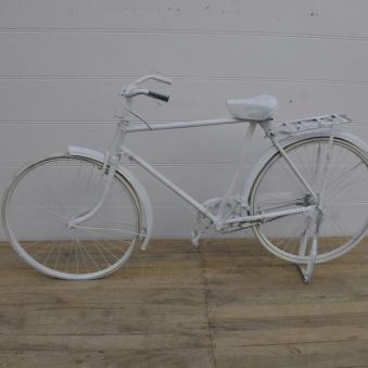 Vintage cykel: April