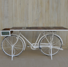 Cykelbord: April