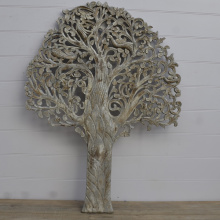 Träd: April