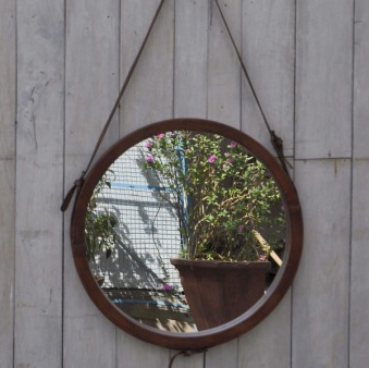 Rund spegel