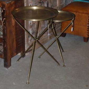 Brickbord  guldfärgat