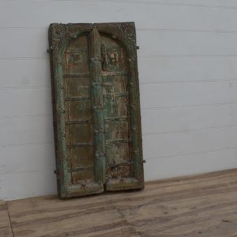 Antik dörr.