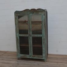 Vintage vitrinskåp