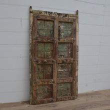Antik dubbeldörr