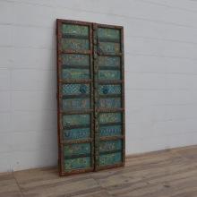 Underbar gammal dörr