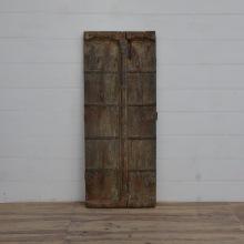 Antik indisk dörr