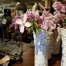 Vacker keramikvas: 2-pack