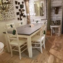 Matbord och 6 stolar