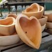 Hjärtformad kruka