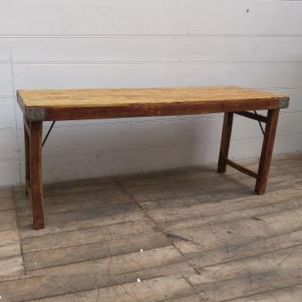 Tent-Table, Hopfällbart Bord