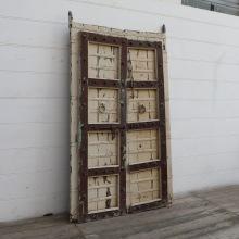 Vintage Pardörr