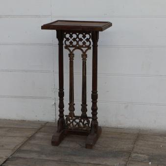 Utsökt Litet Sidobord/Piedestal