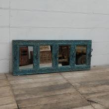 Indisk Spegel Med Krokar