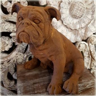 Naturtrogen fransk bulldog