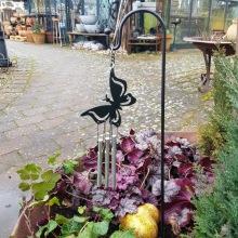 Vindspel för plantering