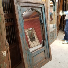 Spegel av antika delar