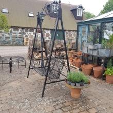 Trädgårdsgunga