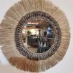 Spegel med snäckor