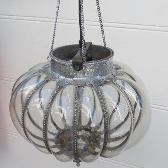 Glaslampa