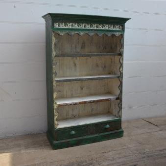 Vintage bokhylla