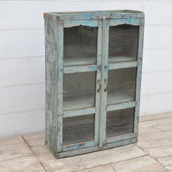 Vintage vitrin