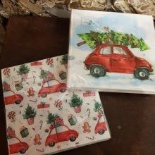 Jul-servetter 2-pack
