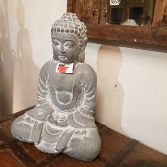 Buddha i keramik