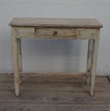 Mitten februari: Vintage skrivbord