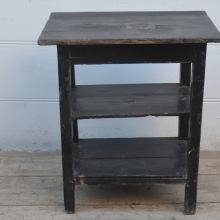 Mitten februari: Vintage bord