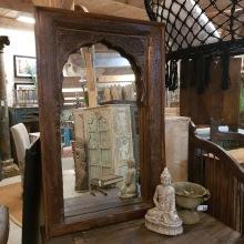 Spegel av gamla delar